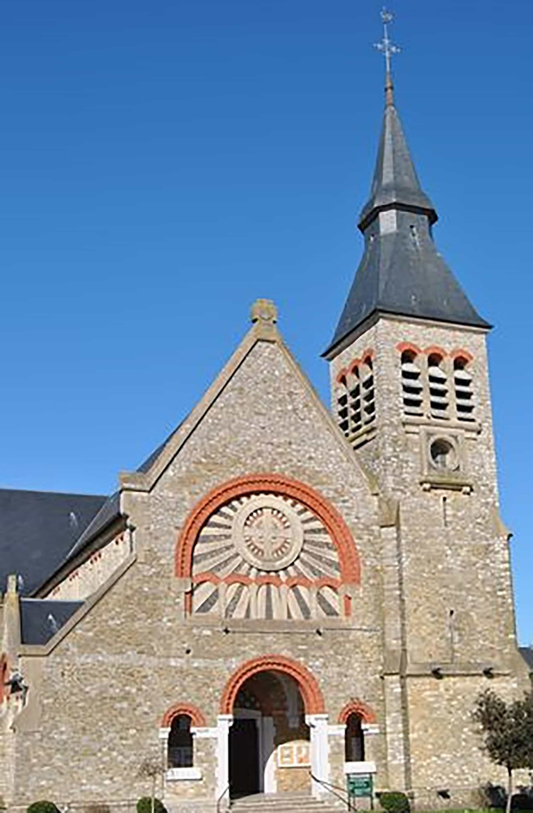 église sainte jeanne d'arc
